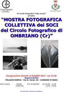 """Il Circolo Fotografico """"Gino Ascani"""""""