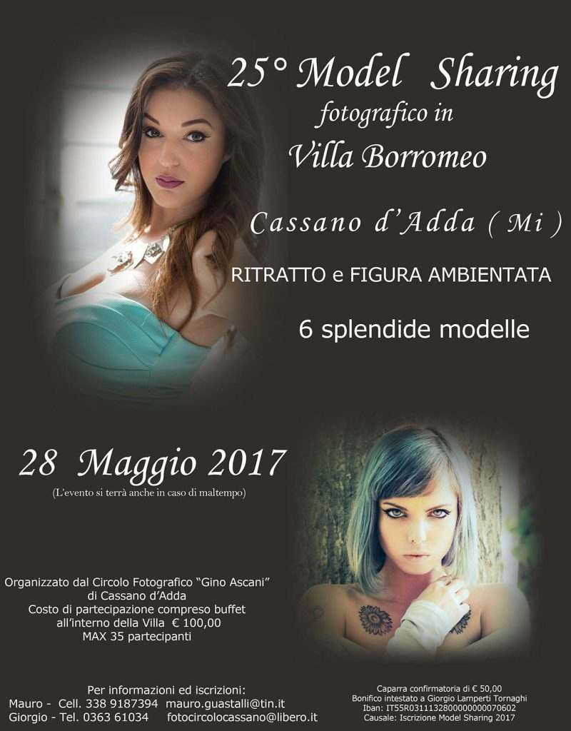 25 Model Sharing Villa Borremo Cassano d'Adda